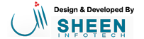 Design & Developed by Sheen Infotech